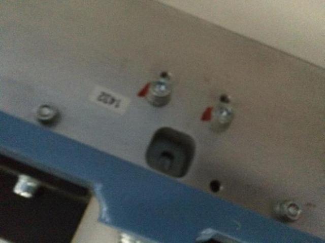 KBA Druckplattenstanze für RA 106 - 5