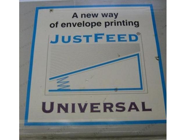 JustFeed Universal Kuvertdruck-Kit - 1