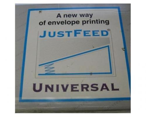JustFeed Universal Kuvertdruck-Kit - Bild 1