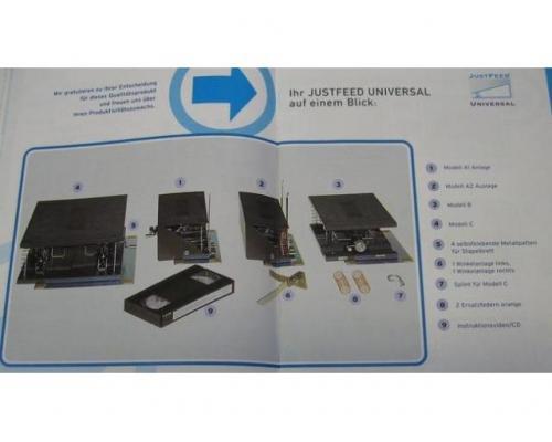 JustFeed Universal Kuvertdruck-Kit - Bild 4