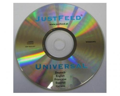JustFeed Universal Kuvertdruck-Kit - Bild 5