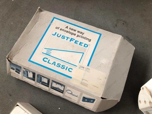 JustFeed Universal Kuvertdruck-Kit - 10