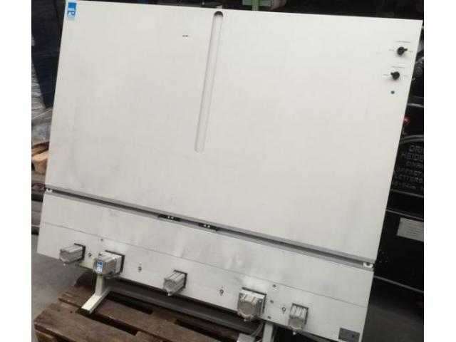 Beil 1200-780 Grossformat-Druckplattenstanze - 1