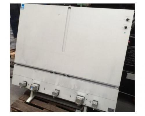 Beil 1200-780 Grossformat-Druckplattenstanze - Bild 1