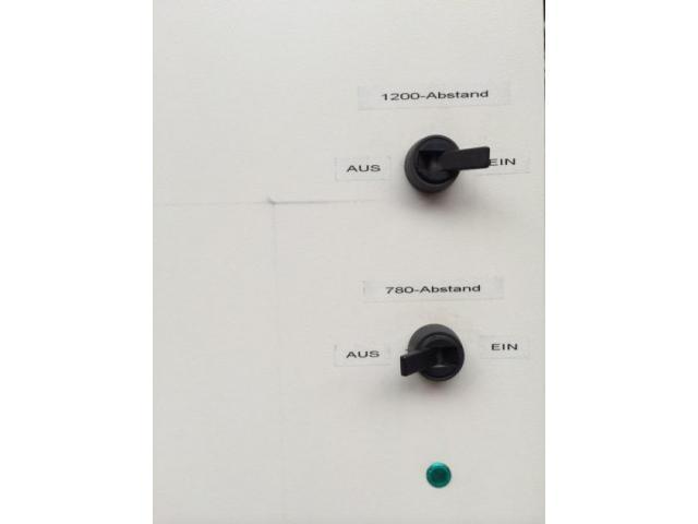 Beil 1200-780 Grossformat-Druckplattenstanze - 2