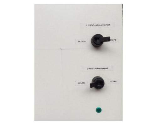Beil 1200-780 Grossformat-Druckplattenstanze - Bild 2