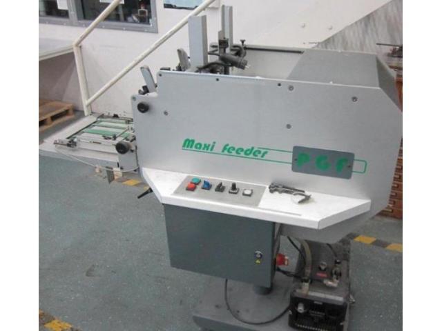 PGF Maxifeeder Kuvertanleger - 1
