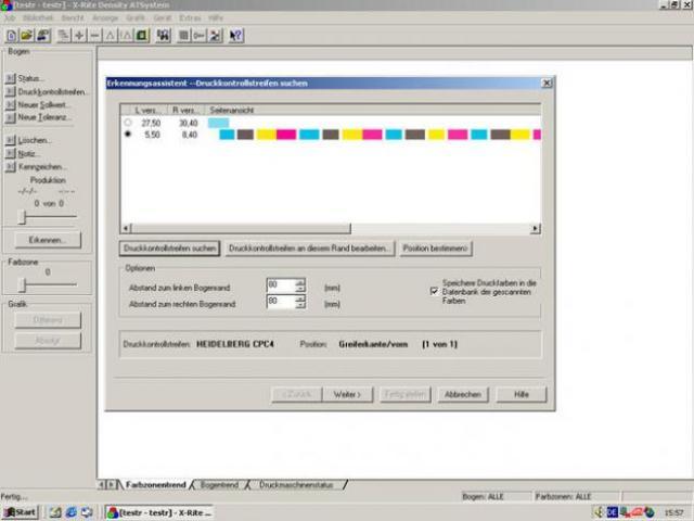 X-Rite ATD Scan-Spetrometer - 1