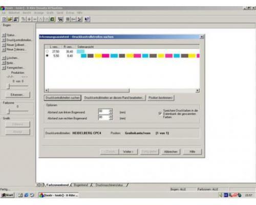 X-Rite ATD Scan-Spetrometer - Bild 1