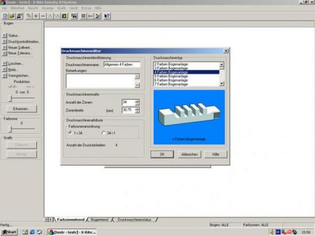 X-Rite ATD Scan-Spetrometer - 2