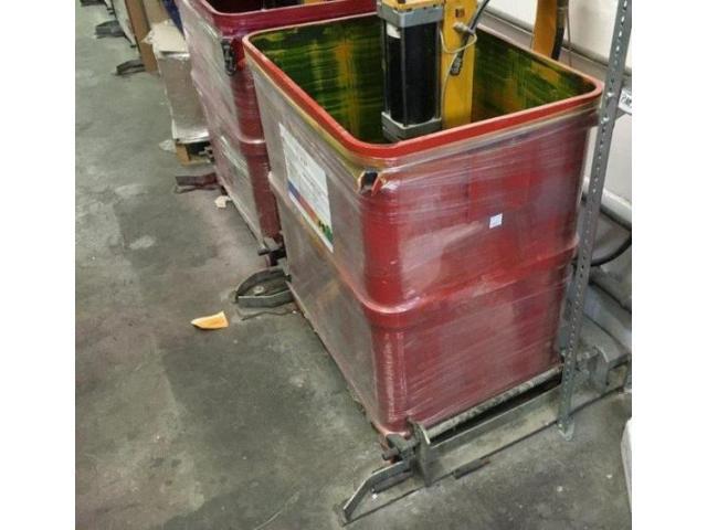 Betz P 100-F pneumatische Farbpumpen - 3