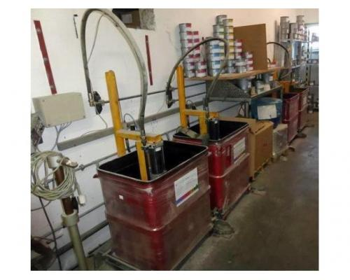 Betz P 100-F pneumatische Farbpumpen - Bild 4