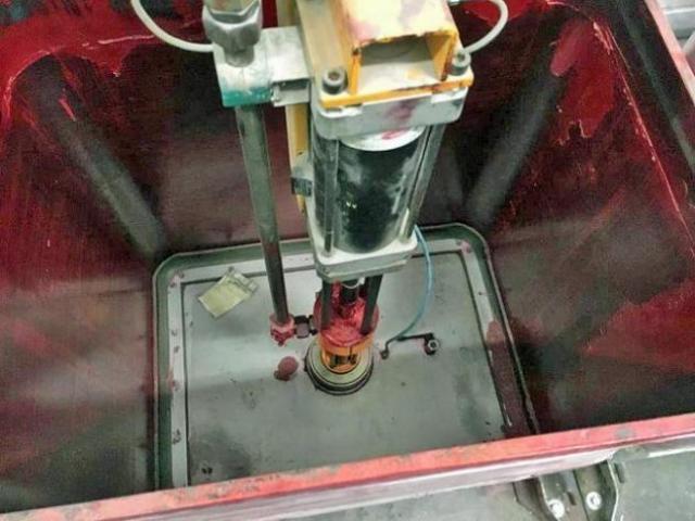 Betz P 100-F pneumatische Farbpumpen - 5