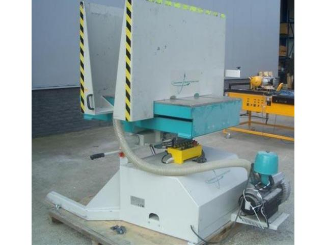 Rachner PT 1000 PA+RS Stapelwender - 2