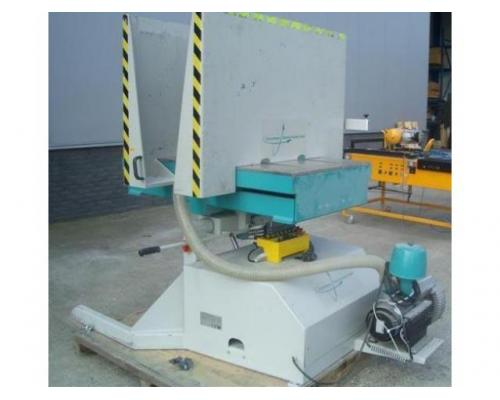 Rachner PT 1000 PA+RS Stapelwender - Bild 2