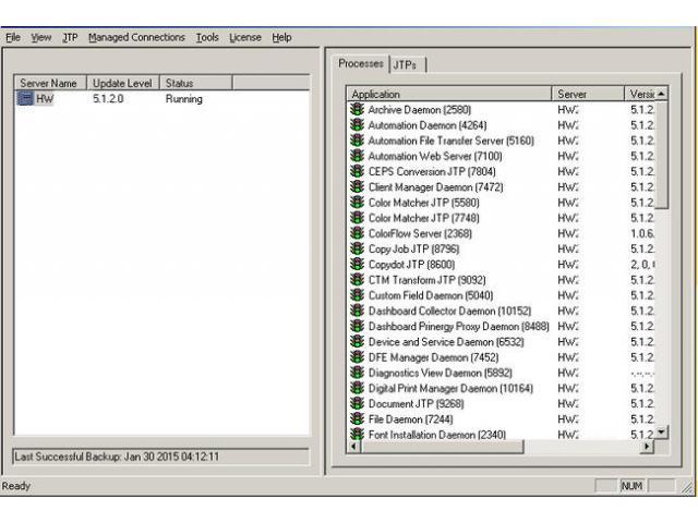 Kodak Prinergy Workflow Version 5.1.2 - 2