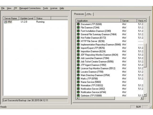 Kodak Prinergy Workflow Version 5.1.2 - 3