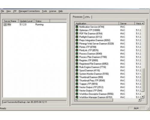 Kodak Prinergy Workflow Version 5.1.2 - Bild 4