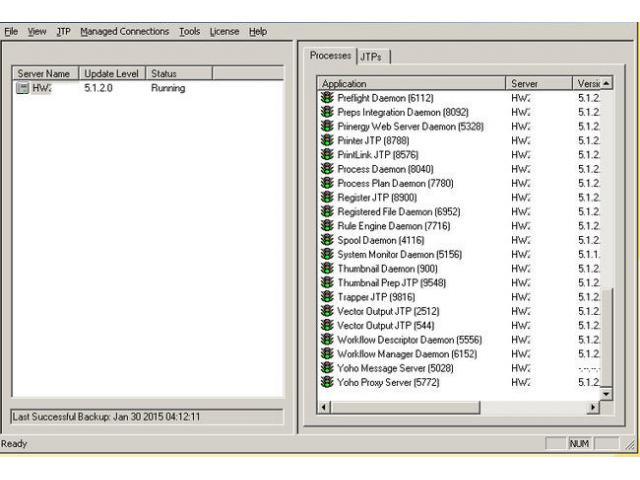 Kodak Prinergy Workflow Version 5.1.2 - 5