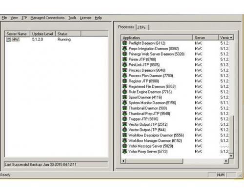 Kodak Prinergy Workflow Version 5.1.2 - Bild 5