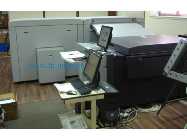 Kodak Magnus 800 X-Speed Thermal-CTP-Anlage - 1