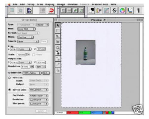Creo-Scitex Eversmart Flachbettscanner - Bild 2