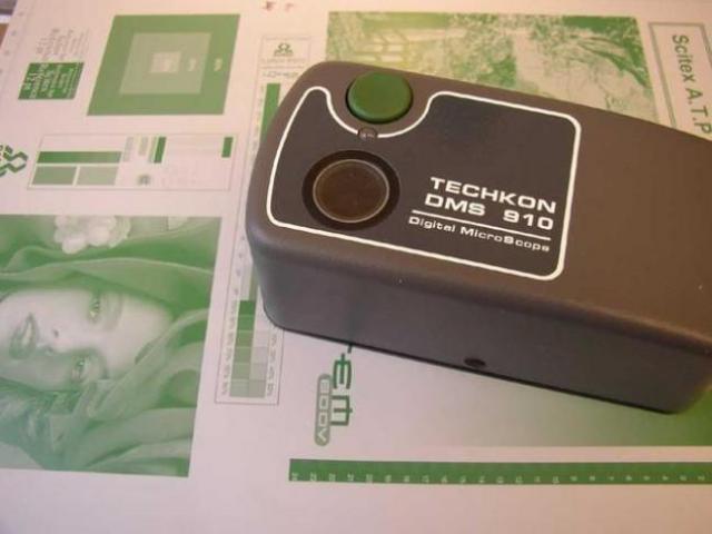 Techkon DMS 910 Digital MicroScope - 2