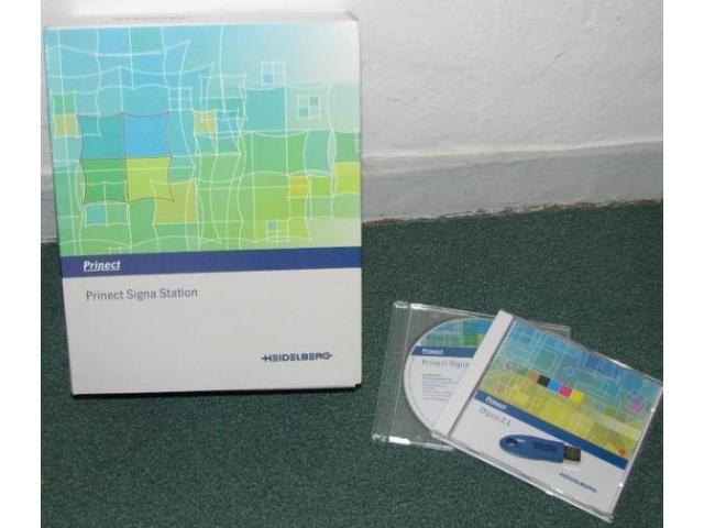 Heidelberg Prinect Signastation Bogenmontagesoftware - 1