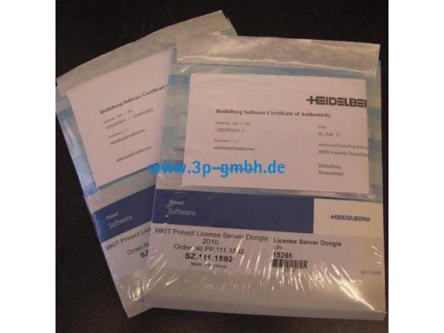 Heidelberg Prinect MetaDimension RIP-Software - 2