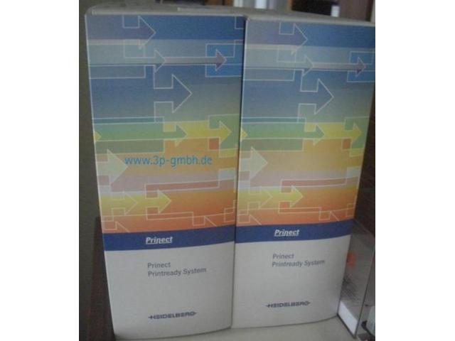 Heidelberg Prinect Printready Software - 2