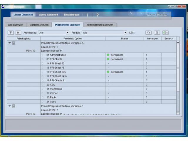 Heidelberg Prinect Prepress Interface - 1