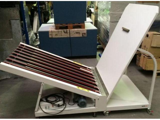 Agfa PST Plattenstapler - 1