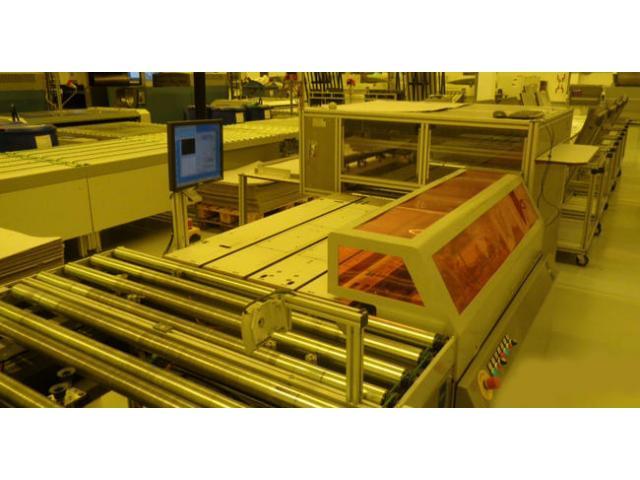 Beil Druckplatten-Transportsystem - 1
