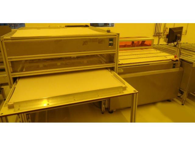 Beil Druckplatten-Transportsystem - 5