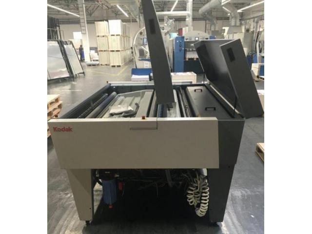 Glunz & Jensen Interplater 165 VLF Thermalplattenentwicklung - 1