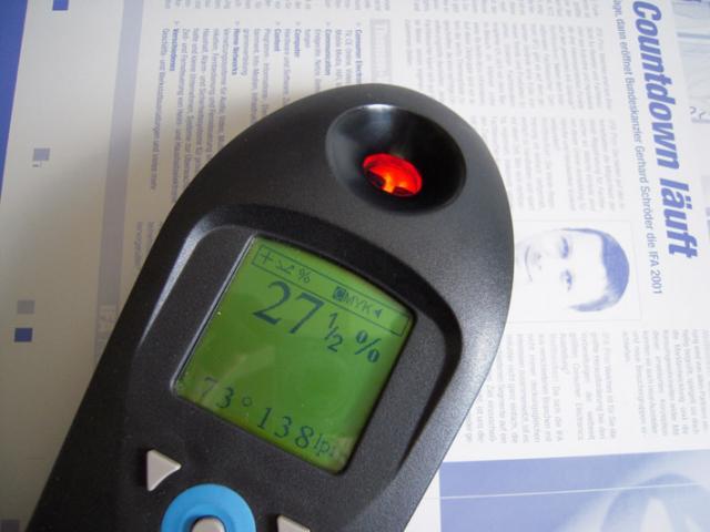 X-Rite Centurfax cc-dot CTP-Druckplattenmessgerät - 1