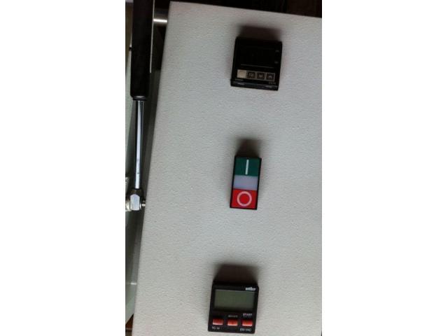 Technografica EBO V 3 Vertikal-Einbrennofen - 4