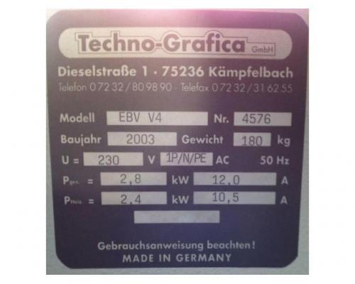 Technografica EBO V 3 Vertikal-Einbrennofen - Bild 5