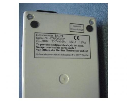 Heiland TRD-4 Durchlichtdensitometer - Bild 2