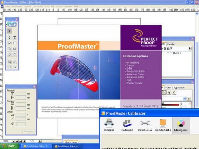 Epson 7600 Stylus Pro Proofsystem mit ProofMaster Rip - 2