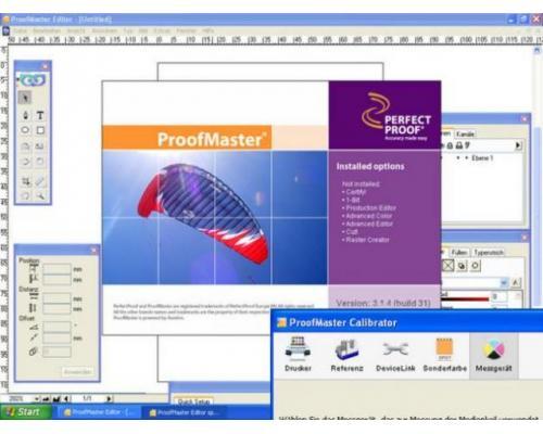 Epson 7600 Stylus Pro Proofsystem mit ProofMaster Rip - Bild 2