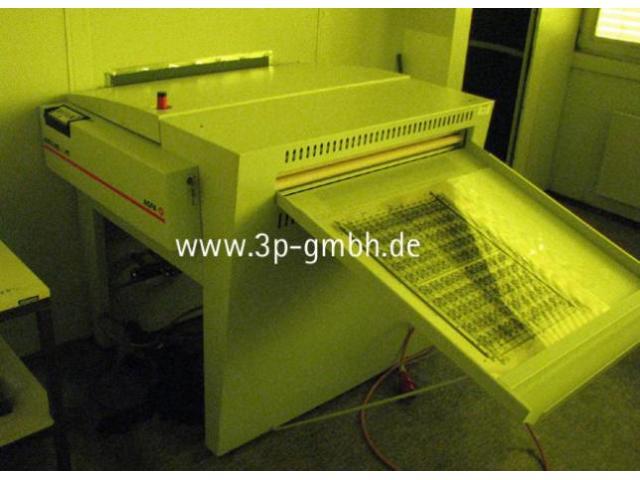 Agfaline 86 HT PCB-Entwicklungsmaschine - 1