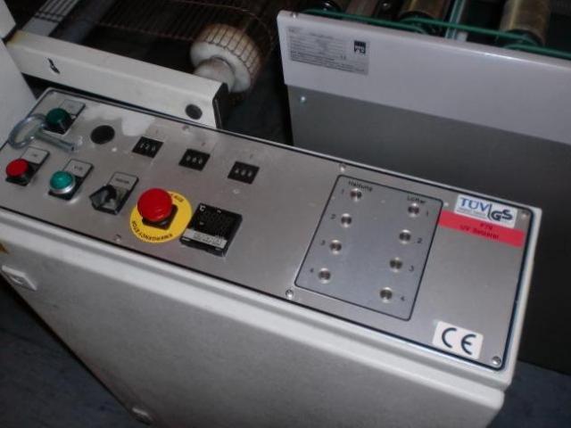 Technografica EBO 1250 Einbrennofen - 2