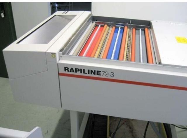 Agfa Rapiline Filmentwicklungsmaschine - 3
