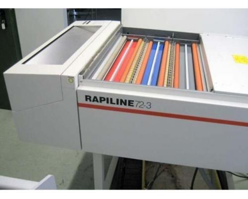 Agfa Rapiline Filmentwicklungsmaschine - Bild 3