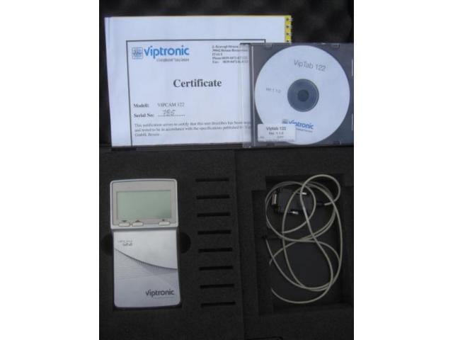 Gretag/Viptronic Vipcam 122 Druckplattenmessgerät - 1