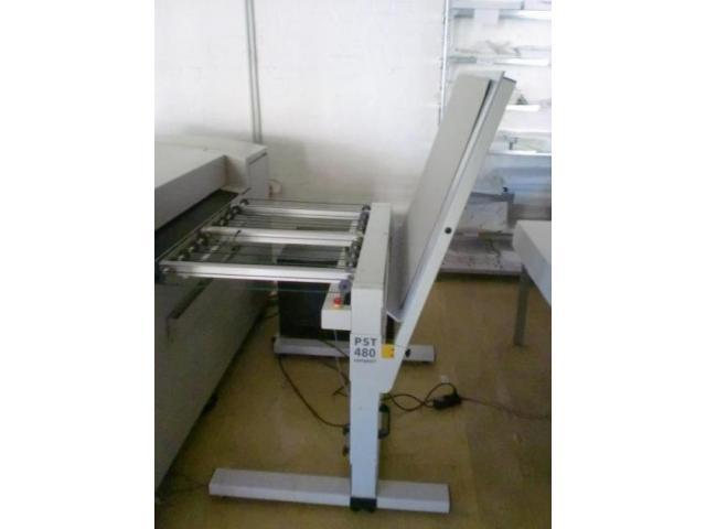 Grafoteam PST 480 C Plattenstapler - 1