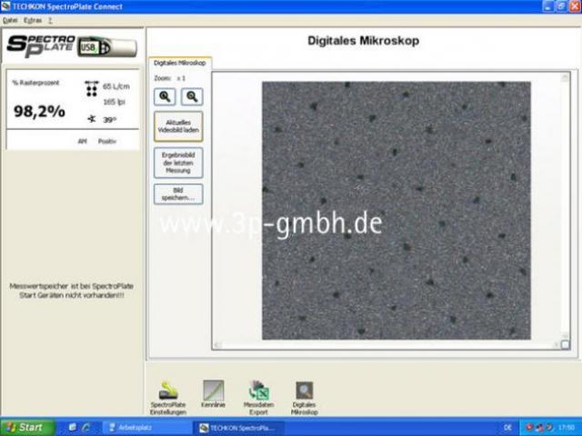 Techkon Spectro-Plate Druckplatten-Messgerät - 4