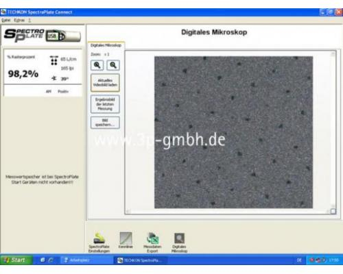 Techkon Spectro-Plate Druckplatten-Messgerät - Bild 4