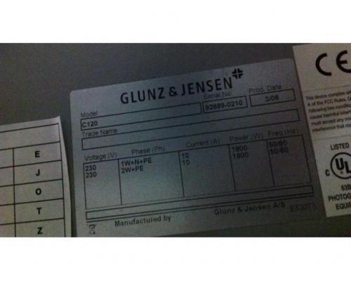 Glunz & Jensen / Agfa C 125 Auswasch-Gummierstation - Bild 2